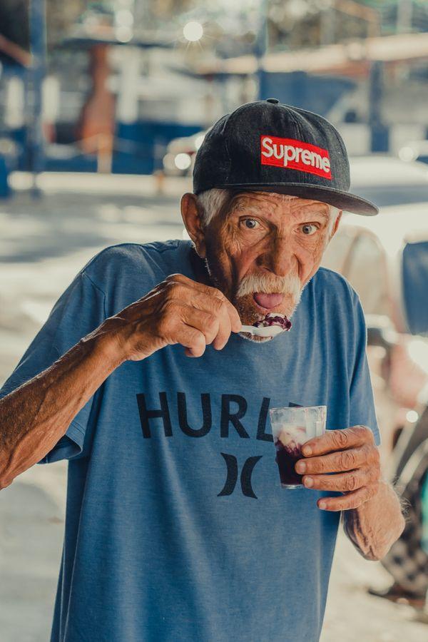 Vanhuus ei ole sairaus